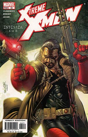 Cover of X-Treme X-Men #34