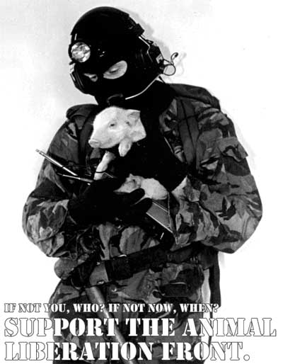 Religion Of Animal Liberation Front 3425