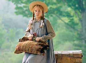 Anne of Green Gables (Anne Shirley)