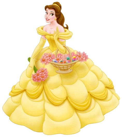 Character Beauty Belle 24873