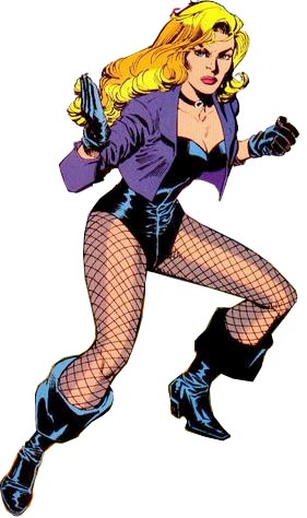 Black Canary (Dinah Lance)