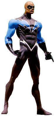 Black Lightning (Jefferson Pierce)