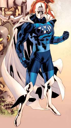 Blue Marvel (Adam Brashear)