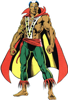 Brother Voodoo (Jericho Drumm)