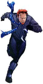 Captain Boomerang (Owen Mercer)