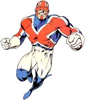 Captain Britain (Brian Braddock)