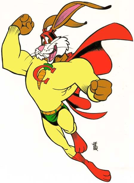 Captain Carrot (Roger Rodney Rabbit)