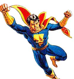 Religion Of Captain Marvel Jr Freddy Freeman