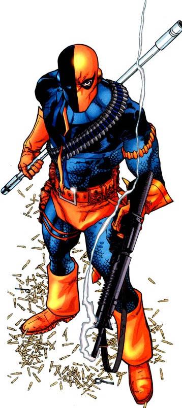 Slade Wilson Young Justice