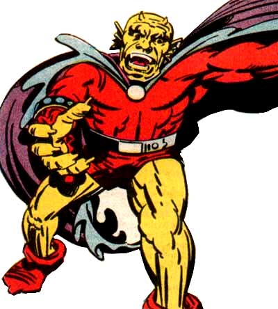 Demon (Jason Blood / Etrigan)