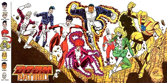 The Doom Patrol