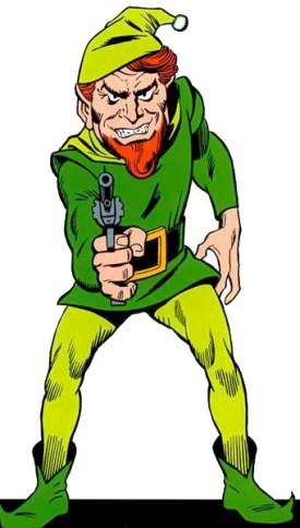Elf with a Gun