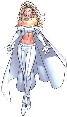 White Queen (Emma Frost)