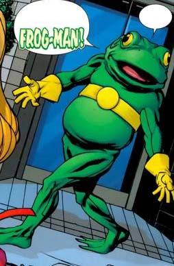 Frog-Man (Eugene Patillo)