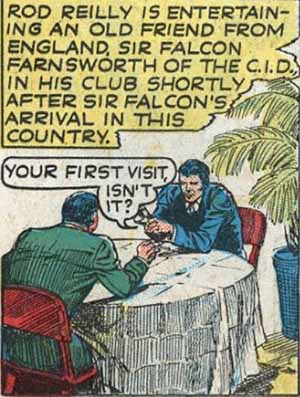 Sir Falcon Farnsworth
