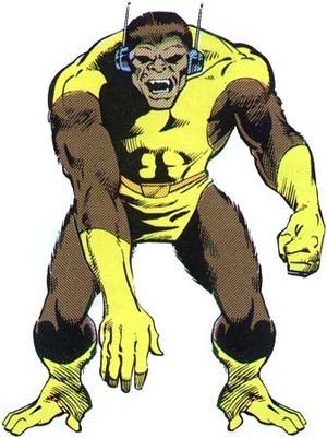 Ape-Man (Gordon Keefer)