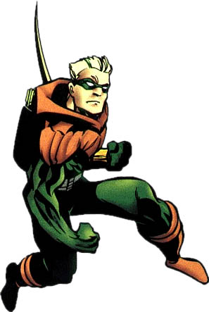 Green Arrow Connor Hawke