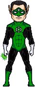 Green Lantern of the 73rd Century