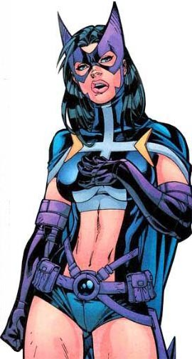 Huntress (Helena Rosa Bertinelli)