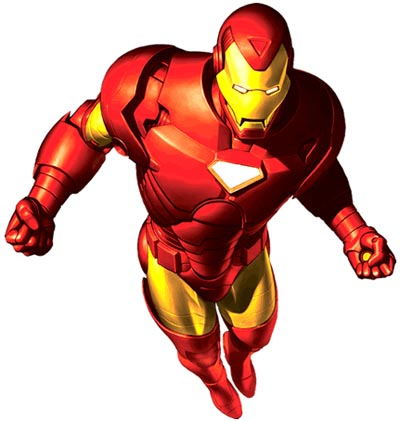 Iron man characters pictures — 2