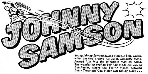 Johnny Samson