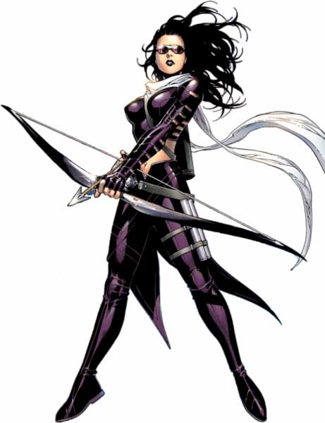 Hawkeye (Kate Bishop)