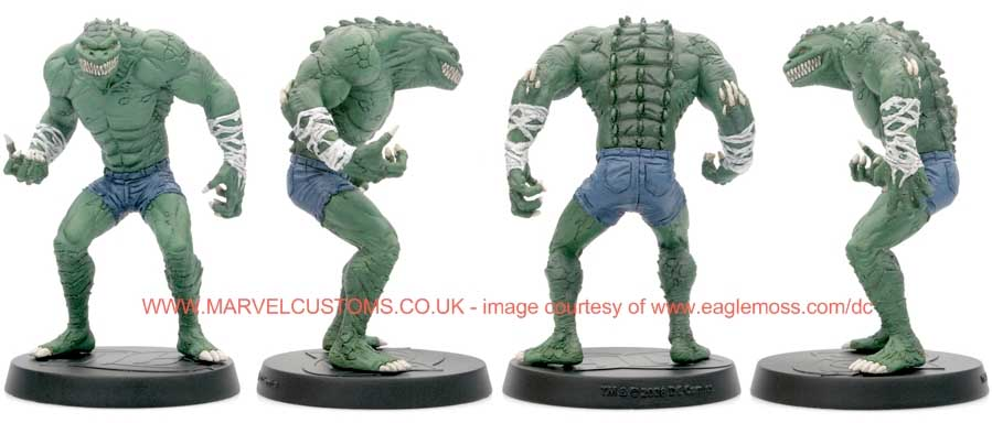 Killer Croc (Waylon Jones)