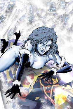 Killer Frost (Dr. Louise Lincoln)