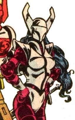 Lady Illyrie