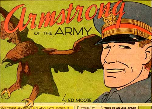 Armstrong of the Army (Lieutenant Armstrong)