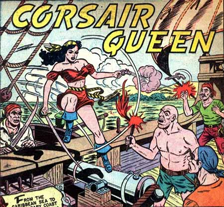 Corsair Queen (Lila Evans)