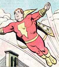 Lt. Fat Marvel (Fat Billy Batson)
