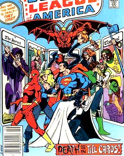 Tarot Superheroes, Villains, Other Comic Book Characters