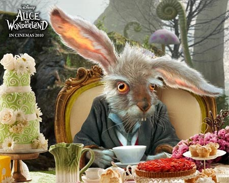 The March Hare (Haigha)
