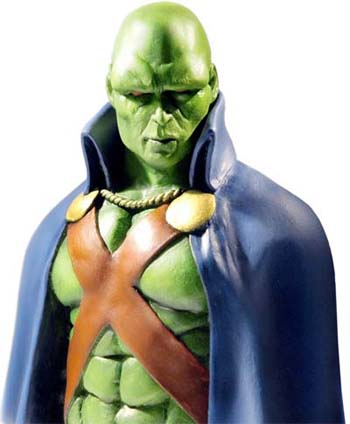 Martian Manhunter (Jonn Jonzz)