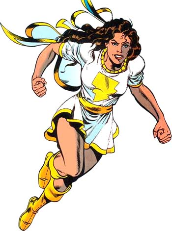 Mary Marvel (Mary Batson)