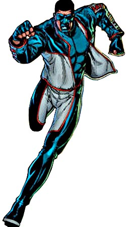 Mr. Terrific Michael Holt