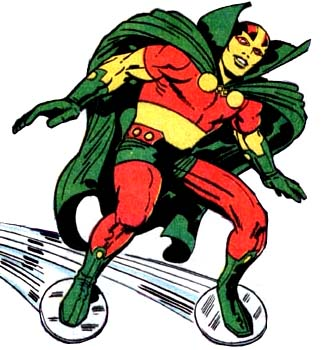 Mister Miracle (Scott Free)