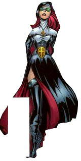 Mother Superion (Sister Katherine)
