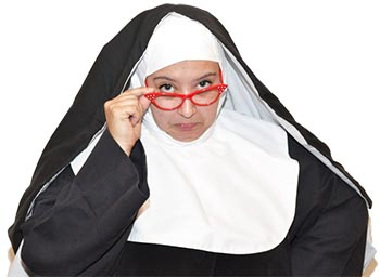 Mother Superior Mary Regina