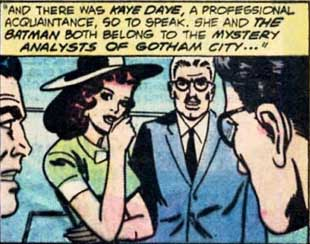 The Mystery Analysts of Gotham City
