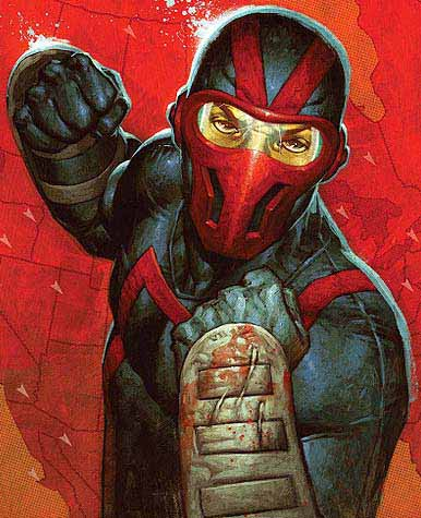 Night Thrasher (Donyell Taylor)