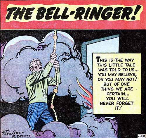 The Bell-Ringer (Old Pedros)