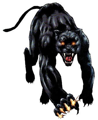 Religion Of Panther God Bast 4020