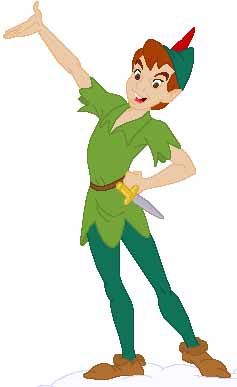 Character peter pan adventurers 25176 - Image de peter pan ...