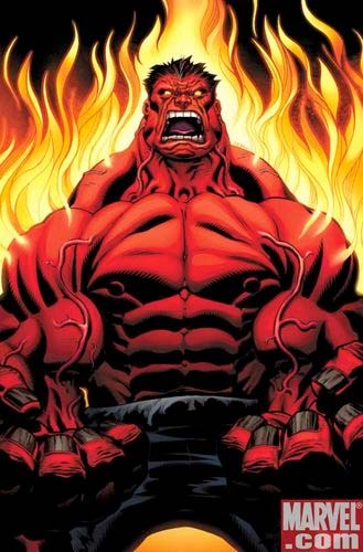 Red Hulk (Thunderbolt Ross)