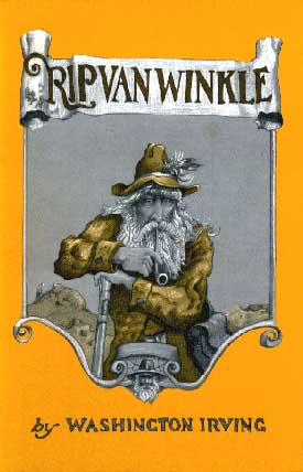 an essay on rip van winkle Free essay: the characters in rip van winkle and young goodman brown written respectively by washington irving and nathaniel hawthorne leave their individual.