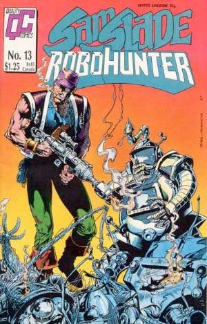 Robo-Hunter (Sam Slade)