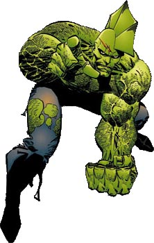 The Savage Dragon (Kurr)