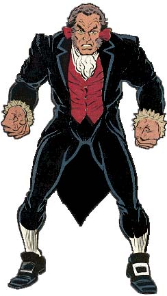 Black King (Sebastian Shaw)